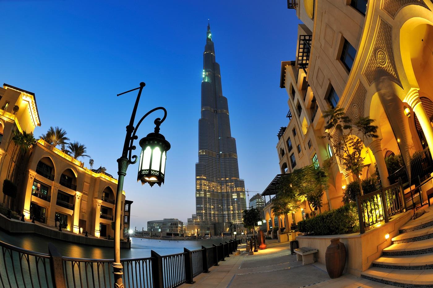 Dubai, orașul luxului