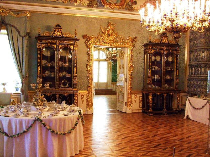 Camerele interioare se armonizează perfect cu exteriorul