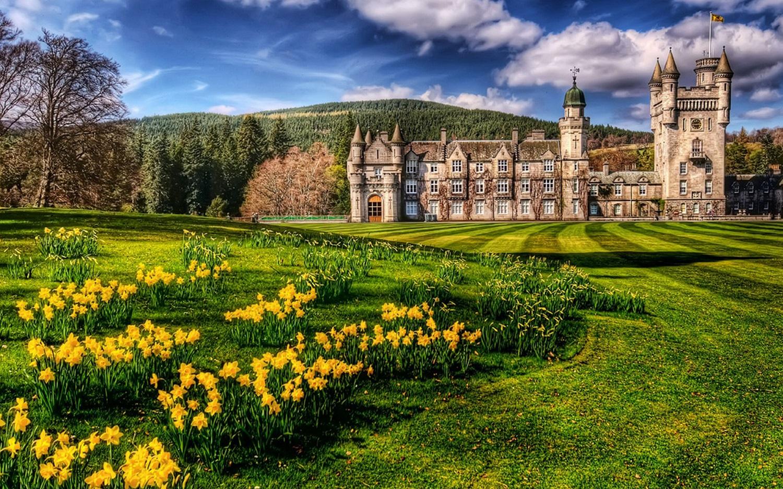 Castelul Balmoral, Scoția