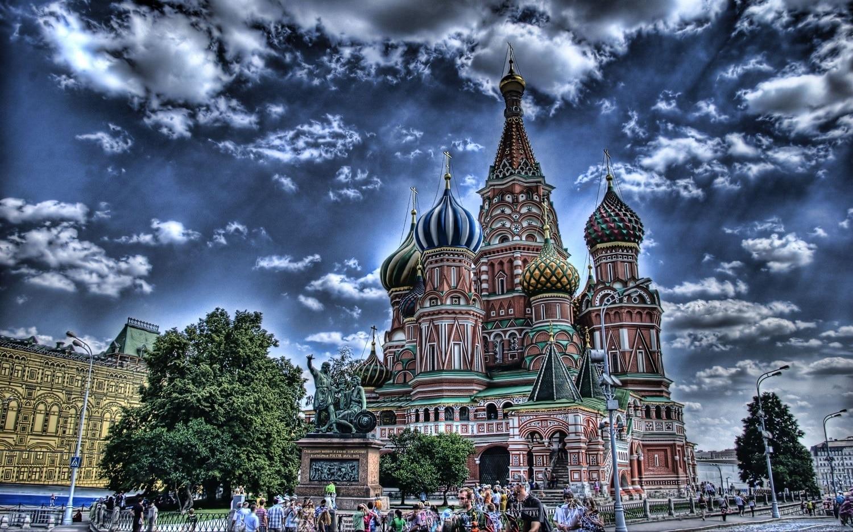 Catedrala Sfântul Vasile, o construcție uimitoare!