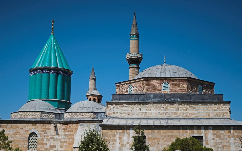 Mausoleul lui Rumi