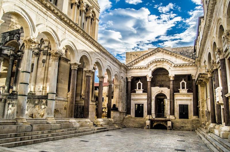 Palatul Dioclețian