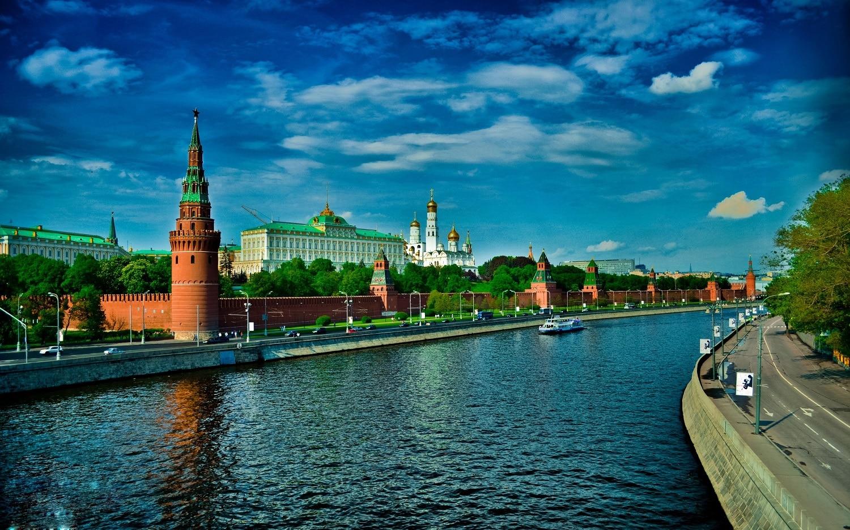 Zona conferă capitalei moscovite alte dimensiuni