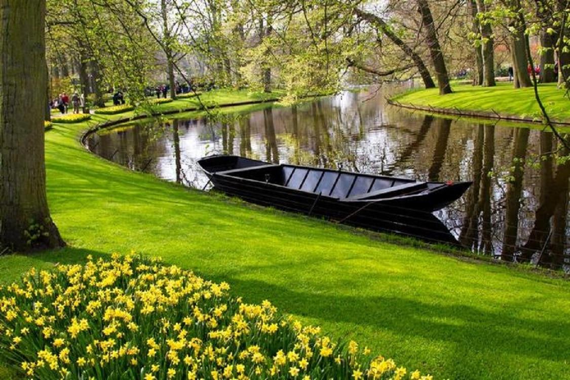Grădina Europei – destinația ta de primăvară