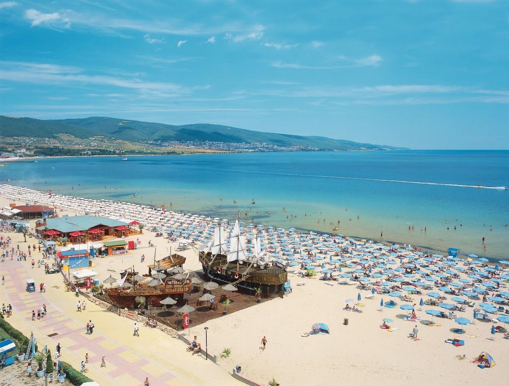 Sunny Beach - o stațiune pentru un concediu de vis
