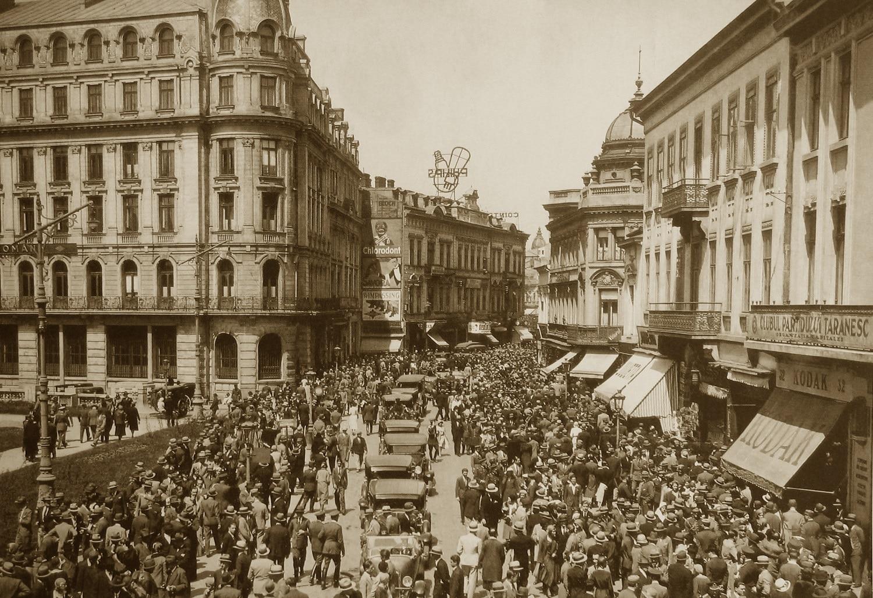 Calea Victoriei în secolul al XVIII-lea