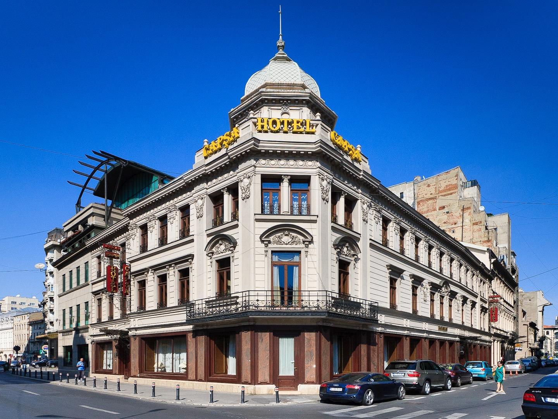 Casa Capşa, deventă astăzi un important hotel bucureştean