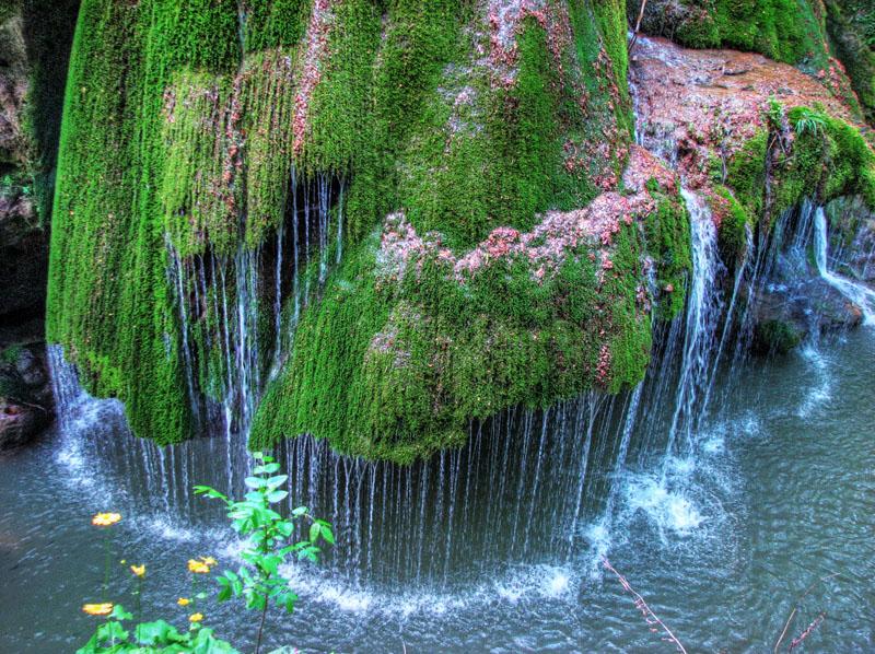 Cascada Bigăr, România