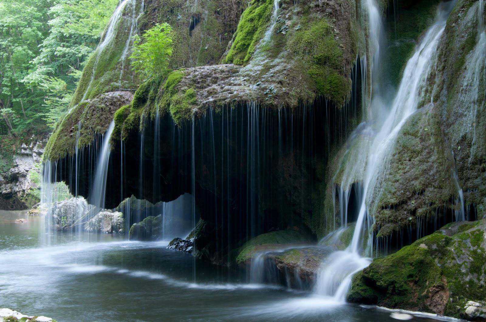 Cascada Bigăr, o splendoare!