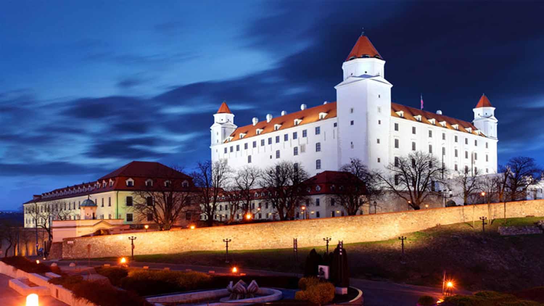 Castelul Bratislava