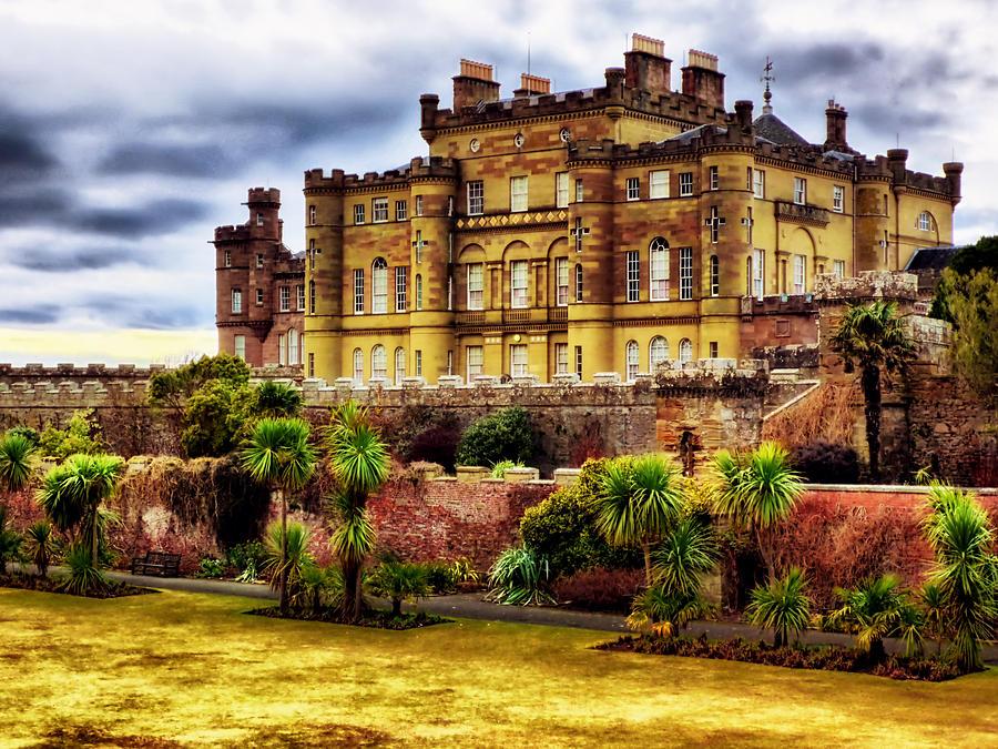 Castelul Culzean, Scoția