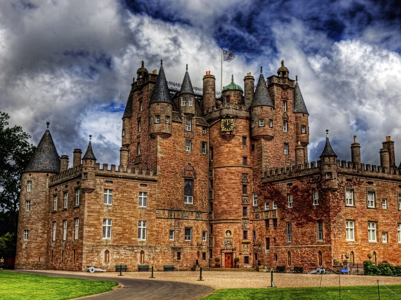 Castelul Glamis, Scoţia