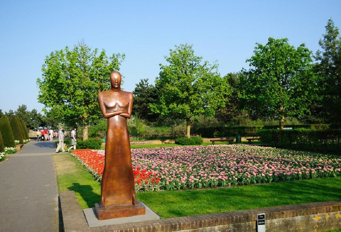 Parcul Keukenhof un exemplu de amenajare urbanistică