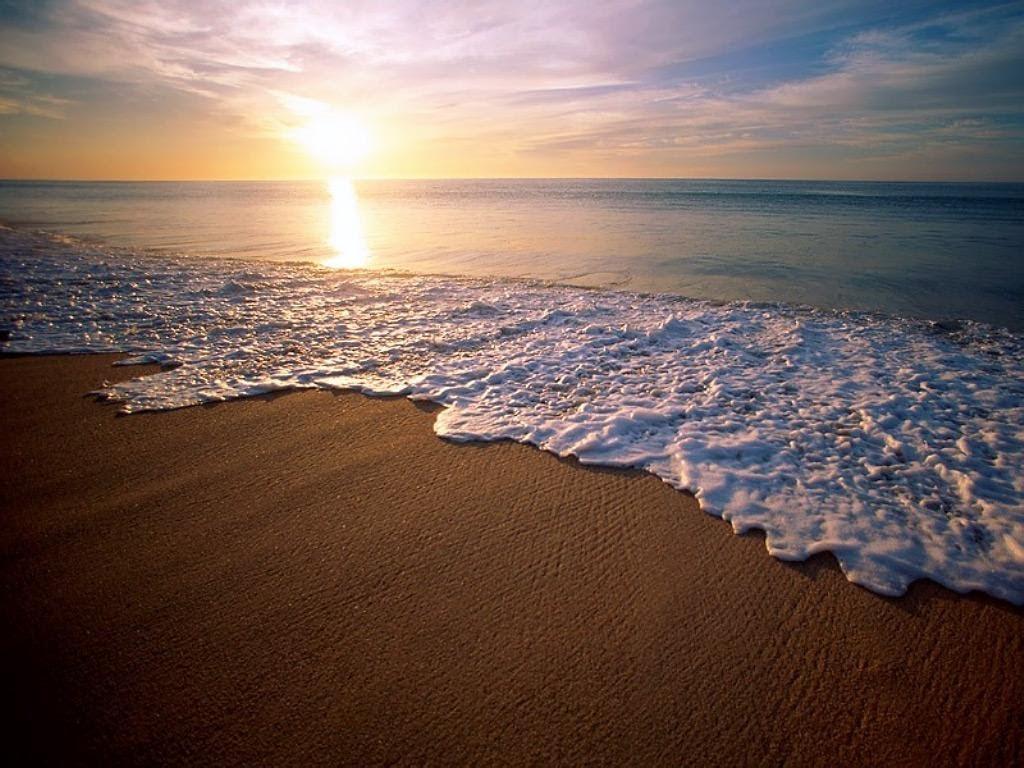 Plajele fine şi aproape pustii sunt o încântare pentru turişti