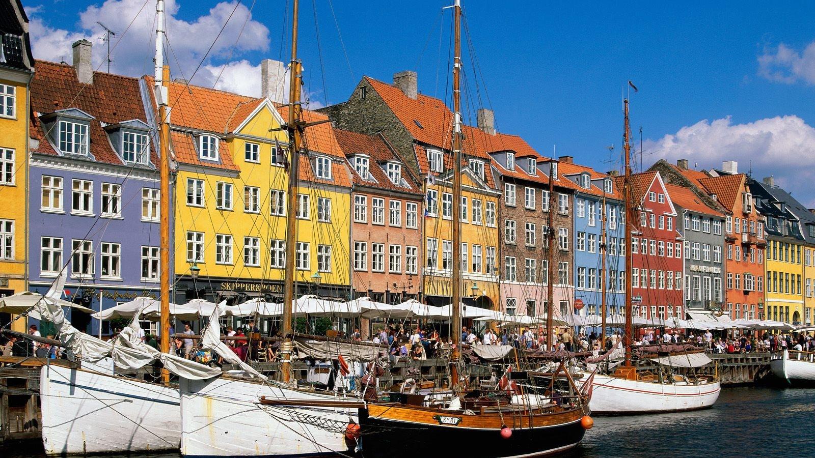 Copenhaga- în topul orașelor iubitoare de mediu