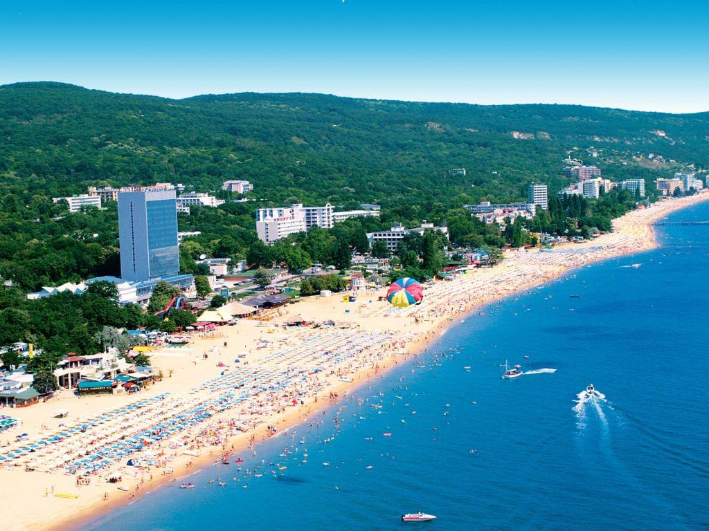 Nisipurile de Aur - Una dintre cele mai apreciate stațiuni din Bulgaria