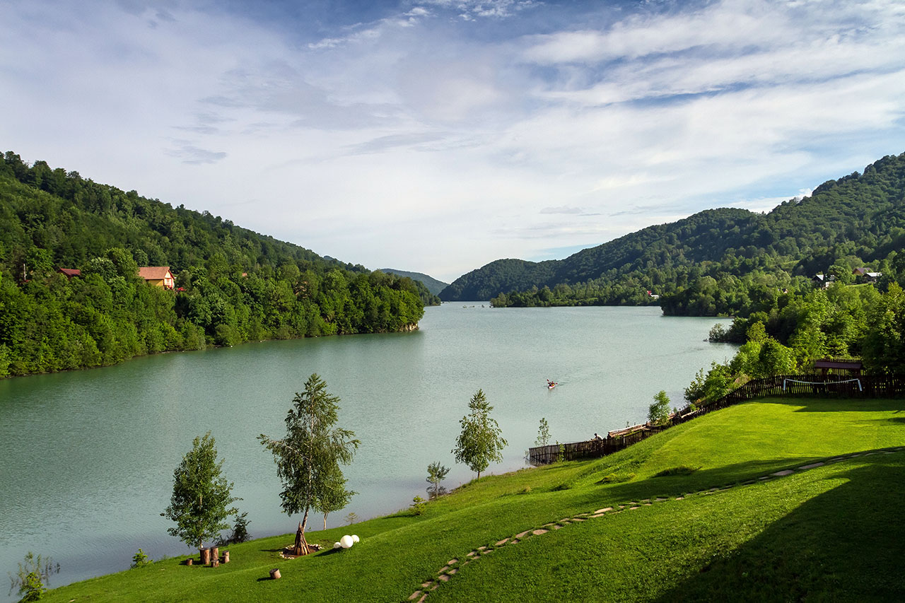 Valea Doftanei - Un loc unic în România