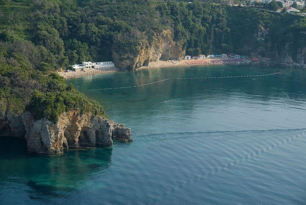 Plaja Mogren– aurul Muntenegrului