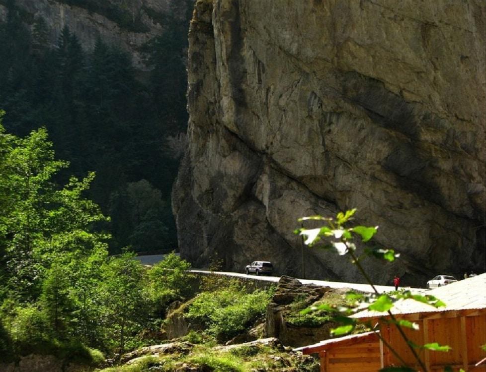 Cheile bicazului - O destinație ideală pentru camping