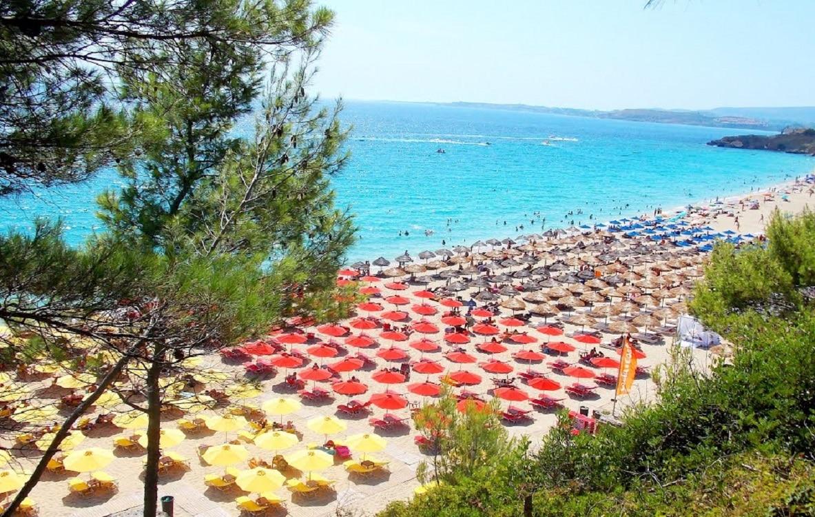 Plaja Makris Gialos din Kefalonia