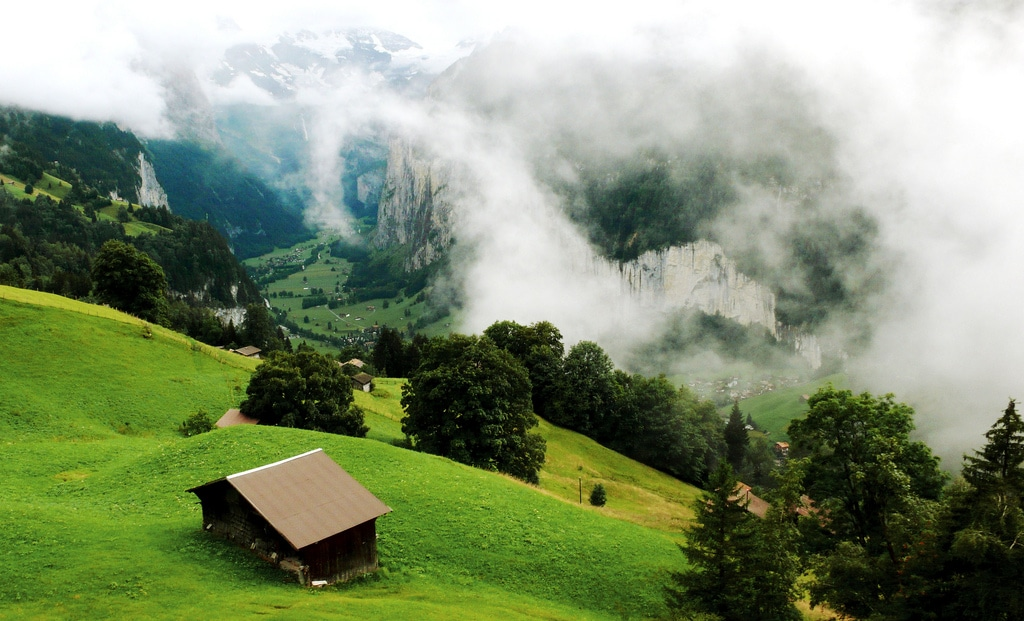 Natura se dezvăluie în toată splendoarea sa!