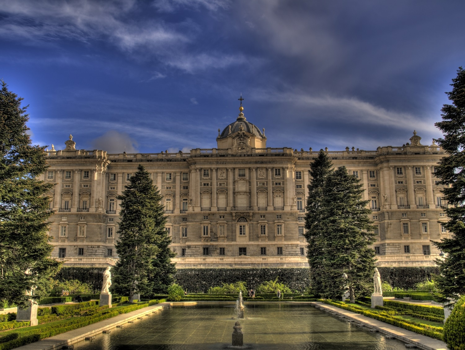 Palatul Regal, Madrid