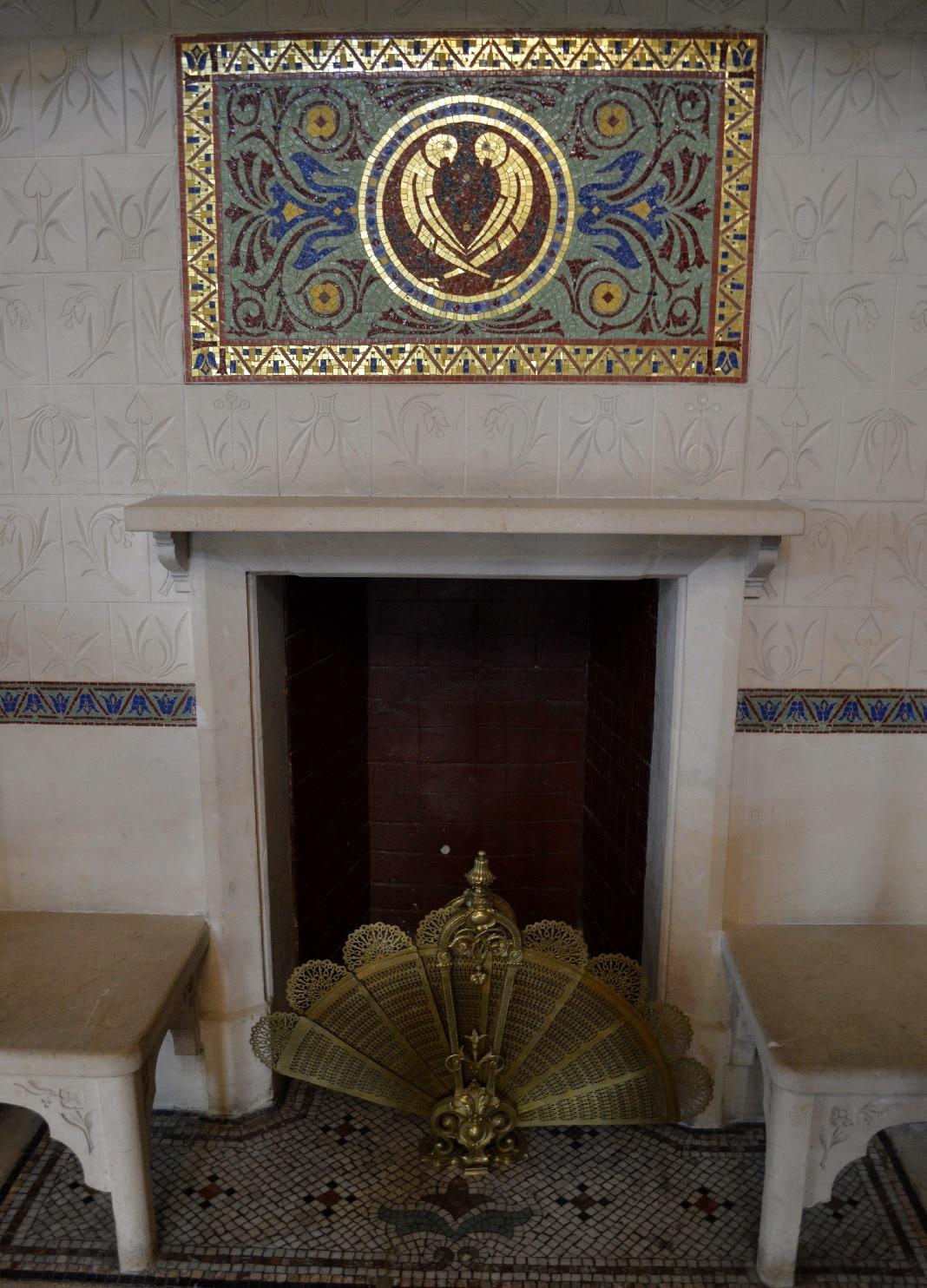 Elemente decorative ce redau aerul boieresc al vremii