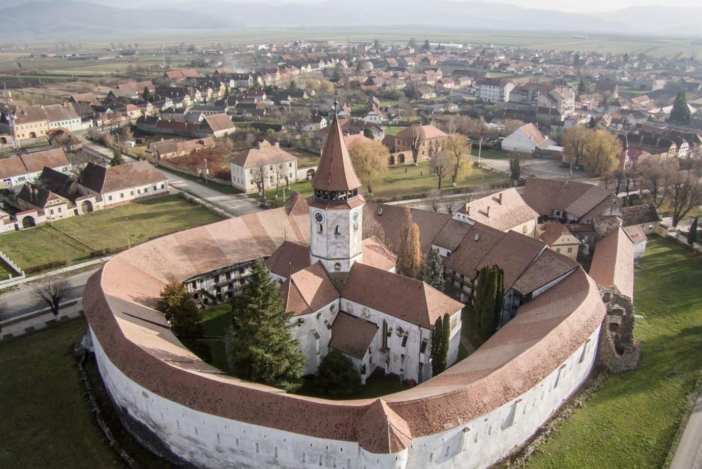 Cetatea Prejmer – Cetatea albă a Transilvaniei