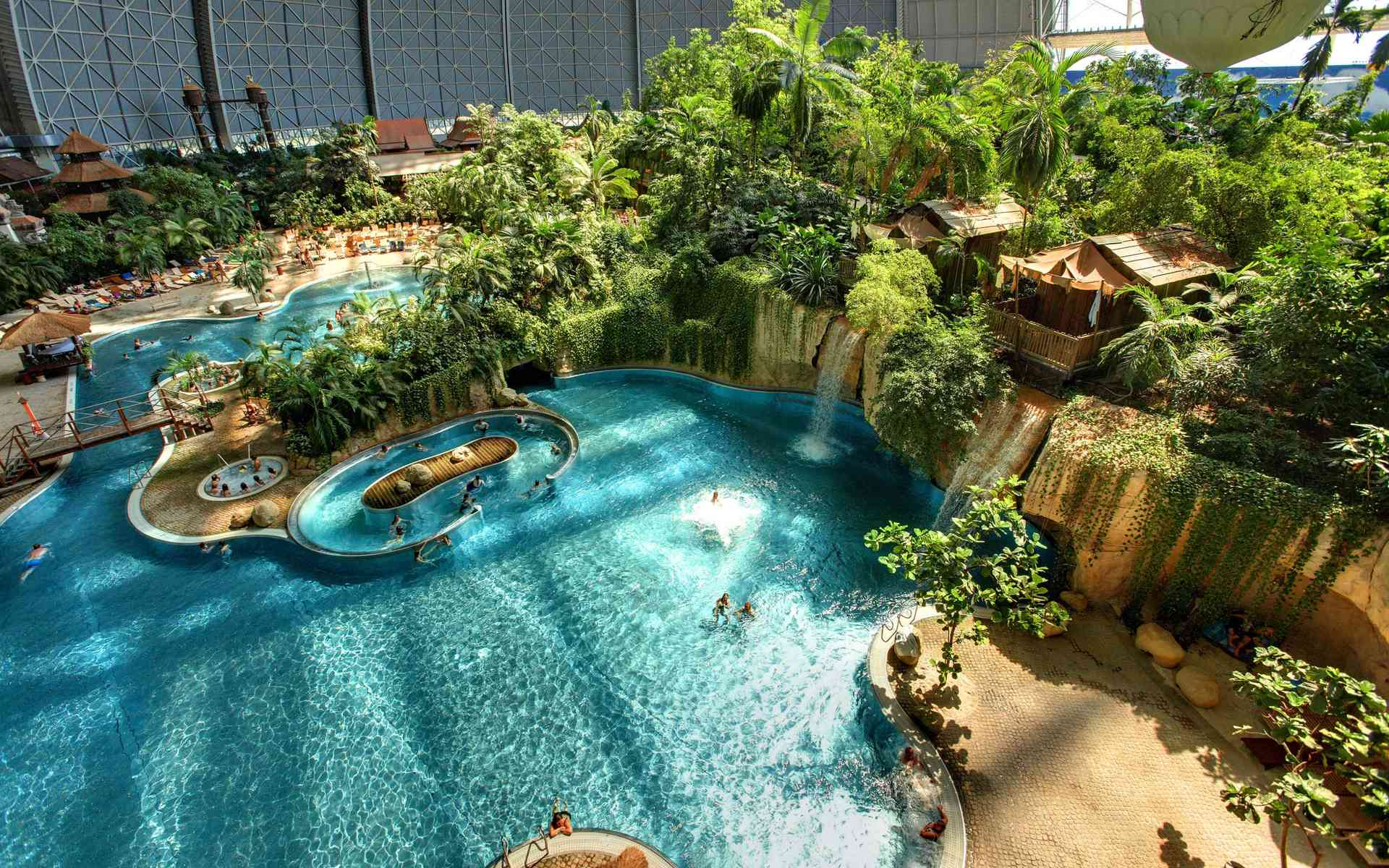 Aqua Park -ul Tropical Island, Germania