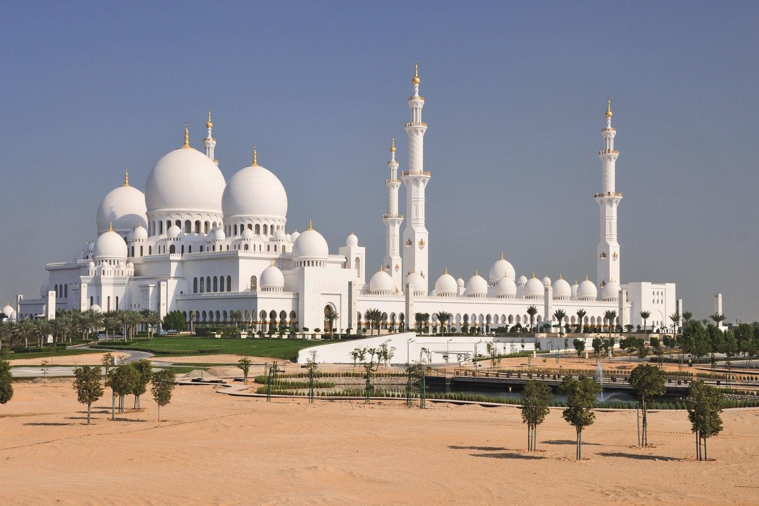 Moscheea Sheikh Zayed din Abu Dabi