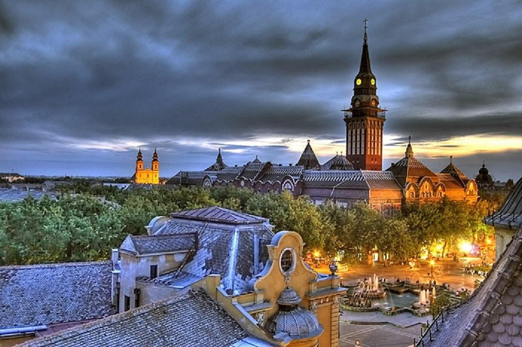 Subotica - Cel mai nordic oraș din Serbia