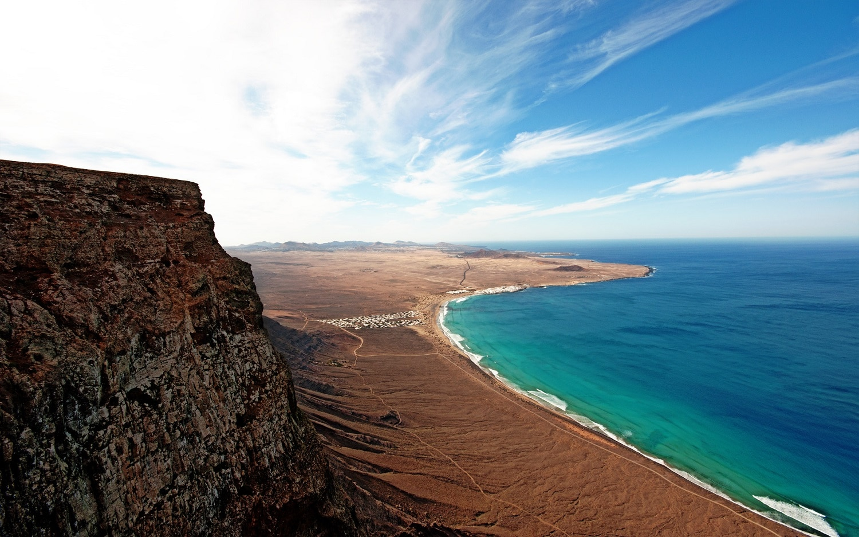 Insula Lanzarote, Spania