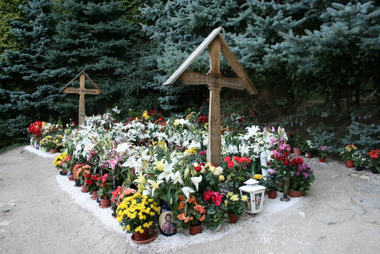 Morâmântul lui Arsenie Boca