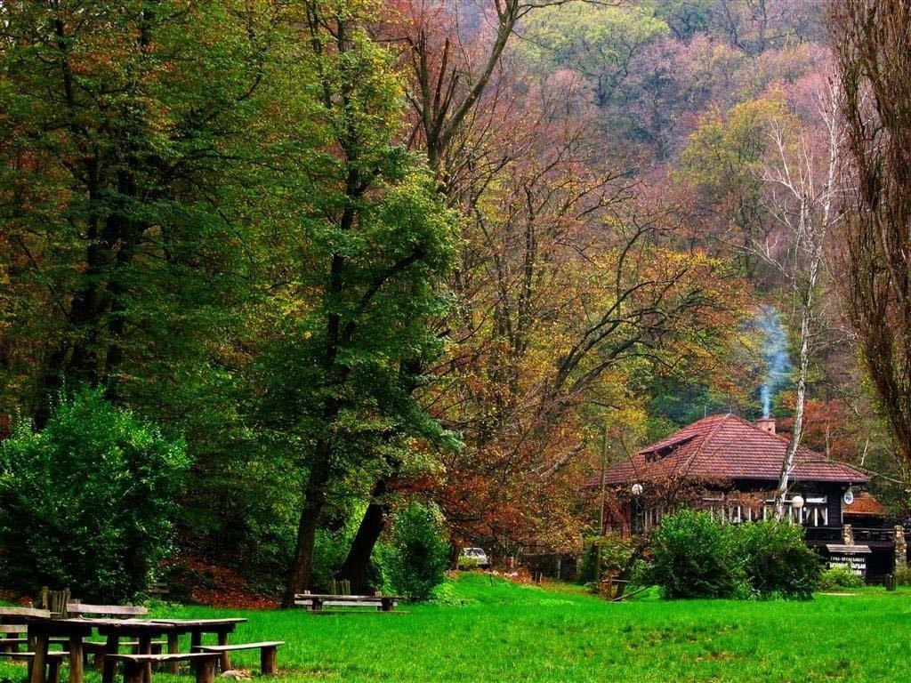 Parcul Național Fruška Gora, Serbia