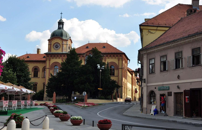Sreemski Karlovci - capitala spirituală a Serbiei