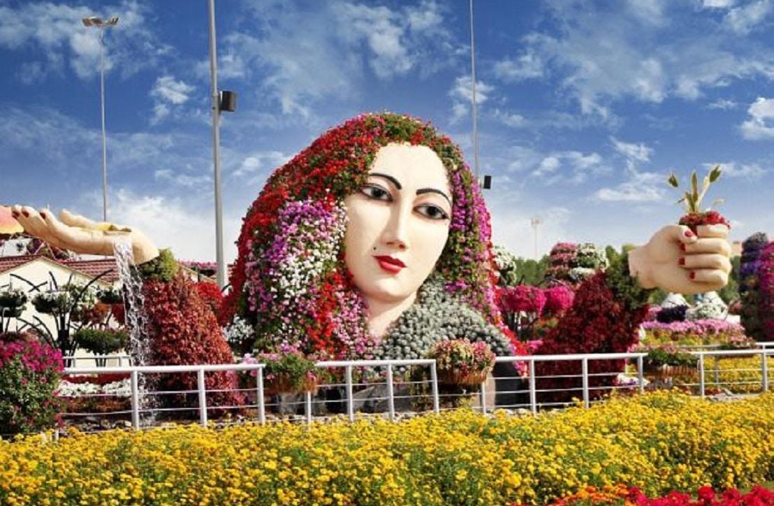 Dubai Miracle Garden – Un proiect grandios