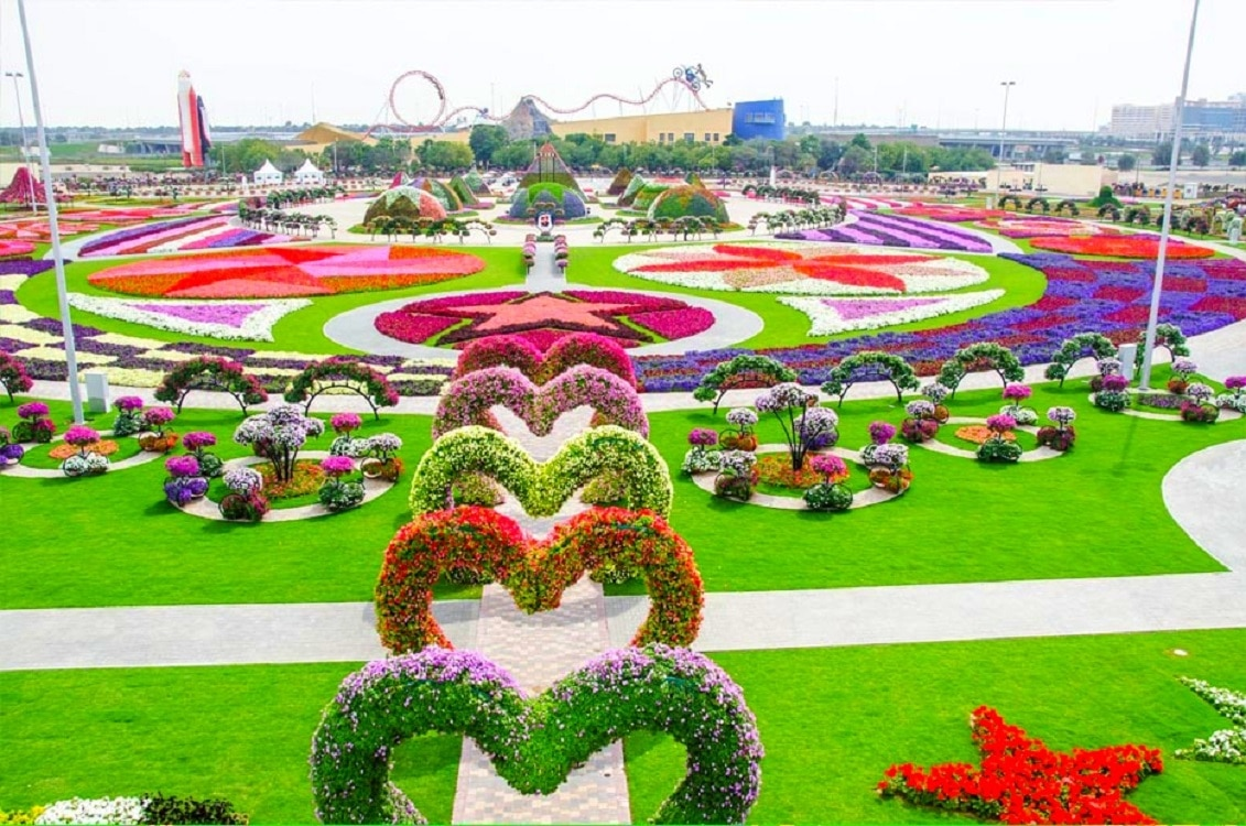 Dubai Miracle Garden
