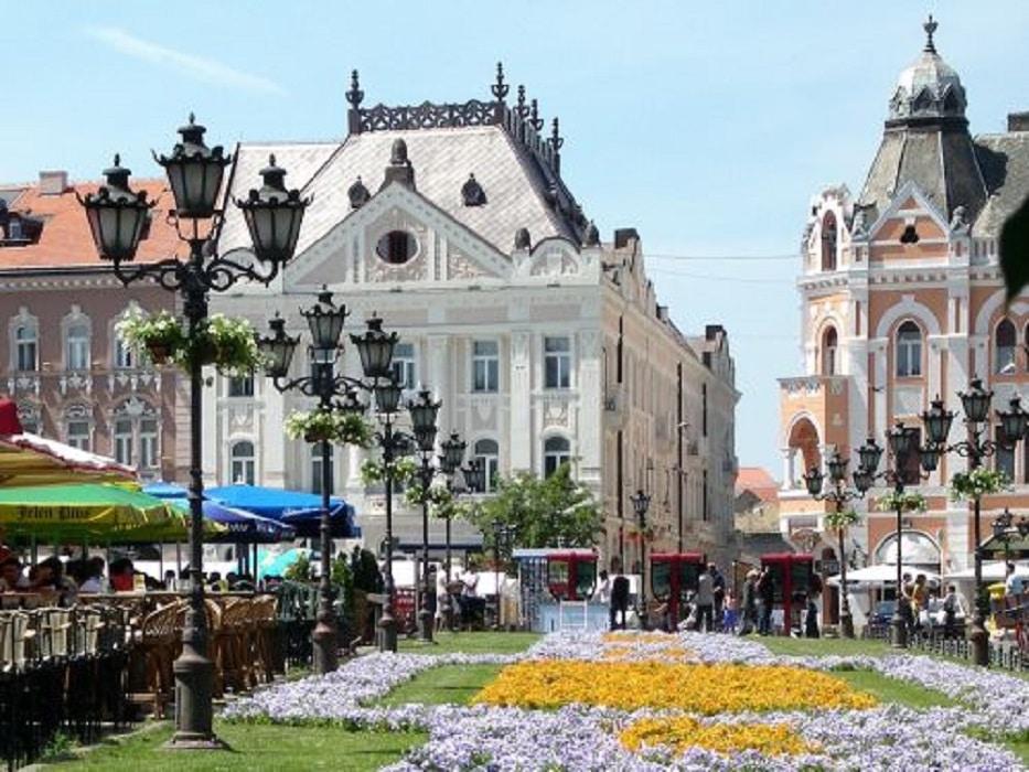 Novi Sad – Un oraș relaxat