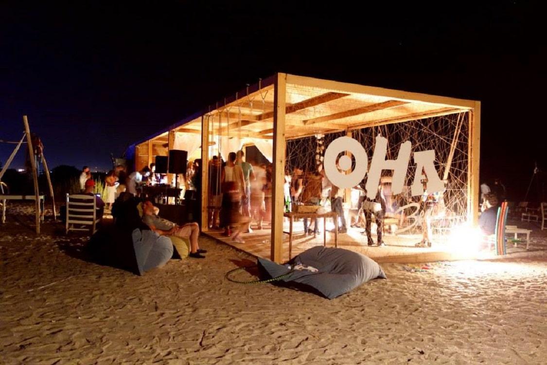 Petreceri pe plajă pe Oha Beach