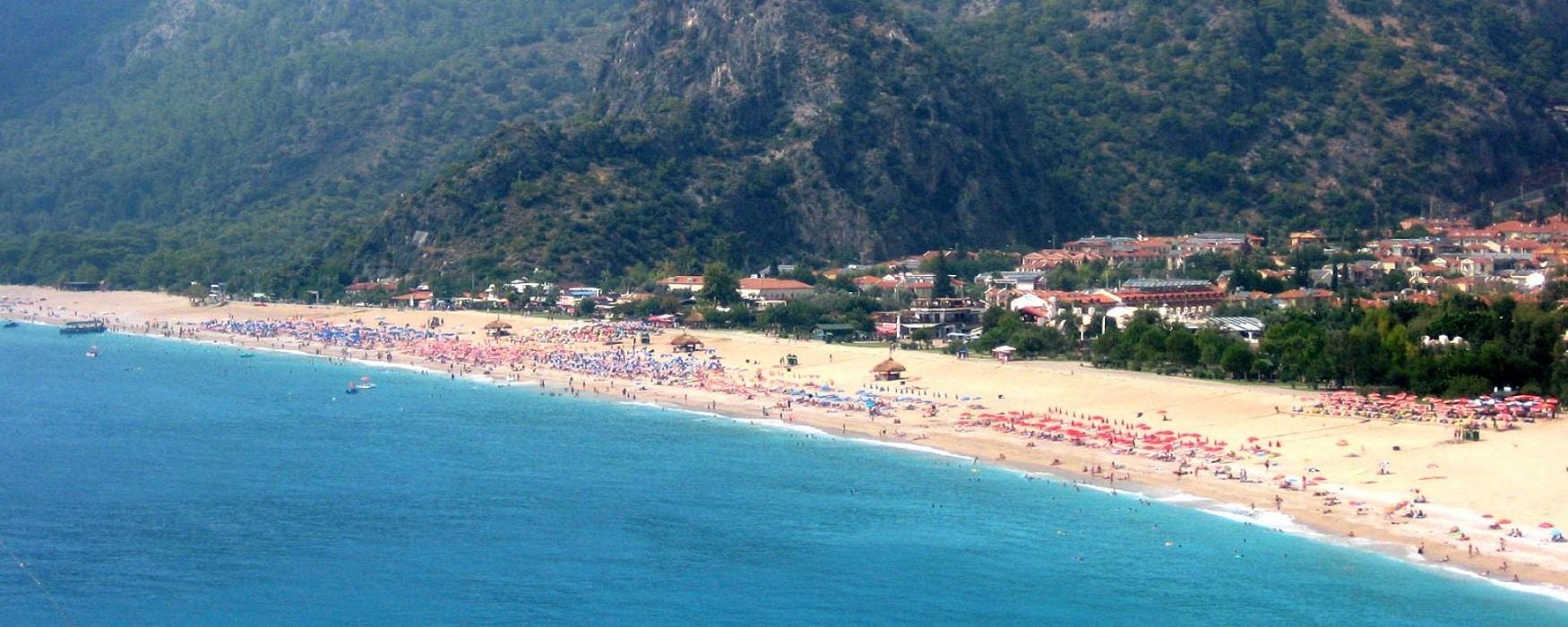 Plaja Patara - Una dintre cele mai întinse plaje din regiunea mediterană