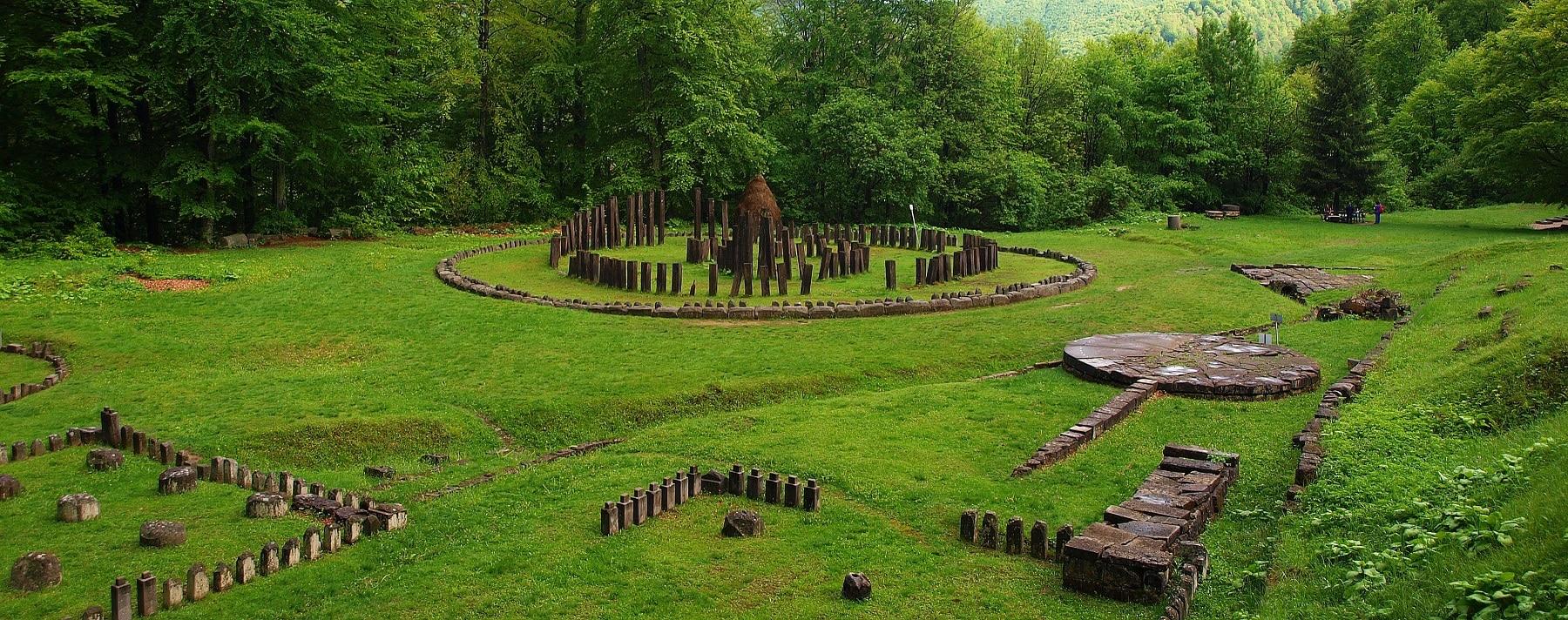 Sarmizegetusa Regia - parte din patrimoniul UNESCO