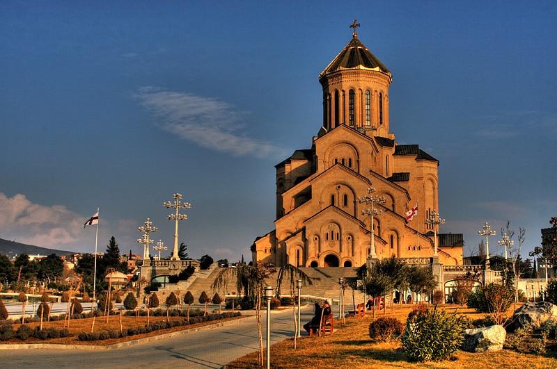Catedrala Sameba, Tbilisi