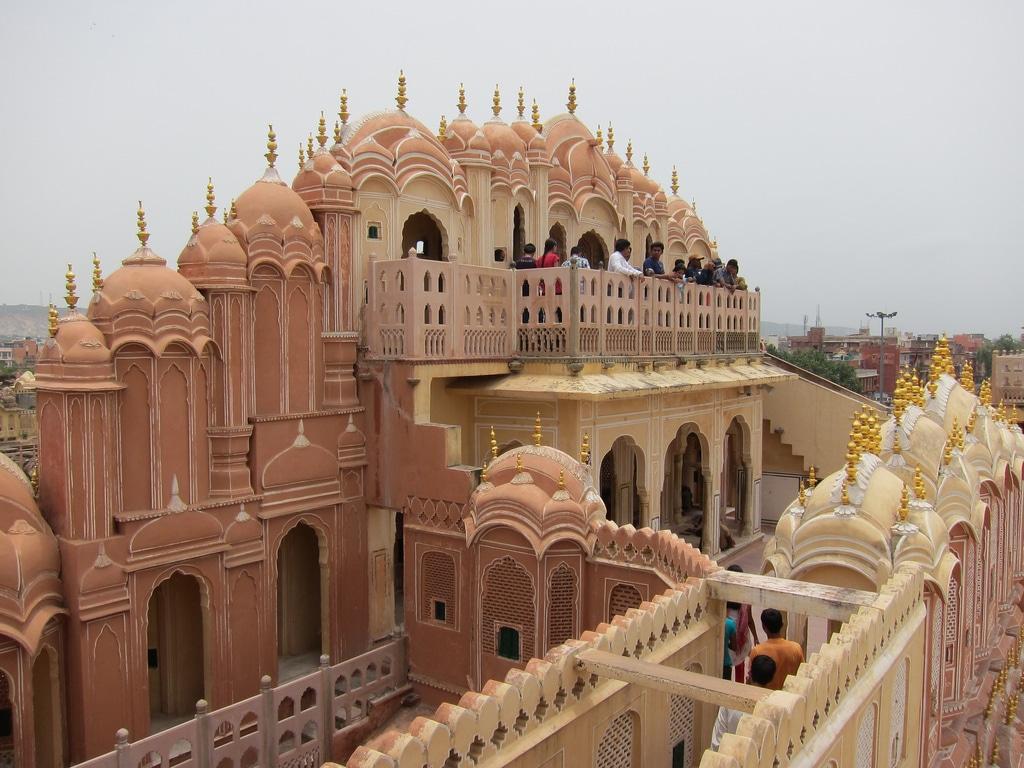 Jaipur sau Orașul Roz al Indiei