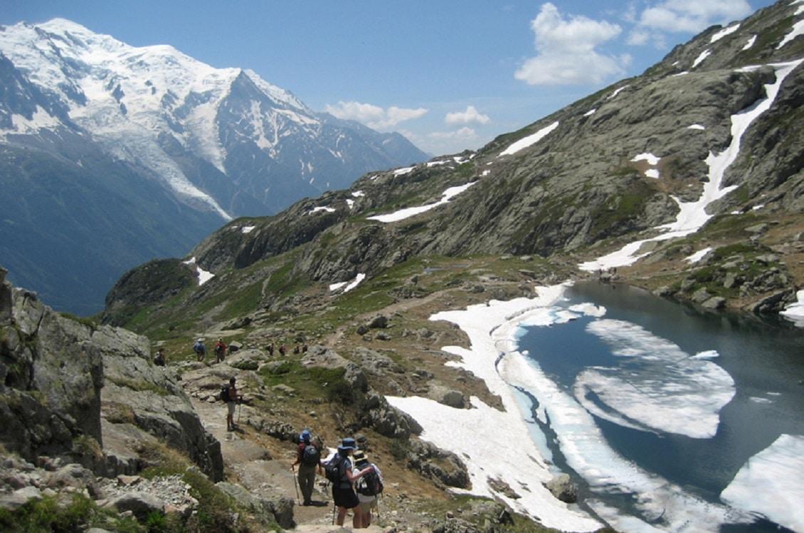 Mont Blanc - Un traseu montan spectaculos