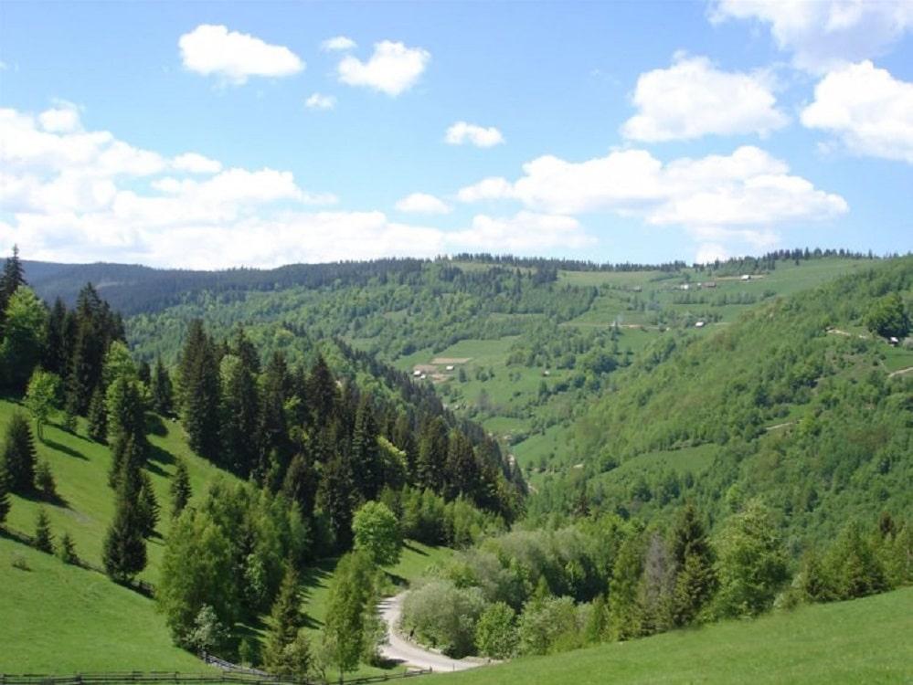 Băișoara- parte importantă a traseului de vară a la Cluj