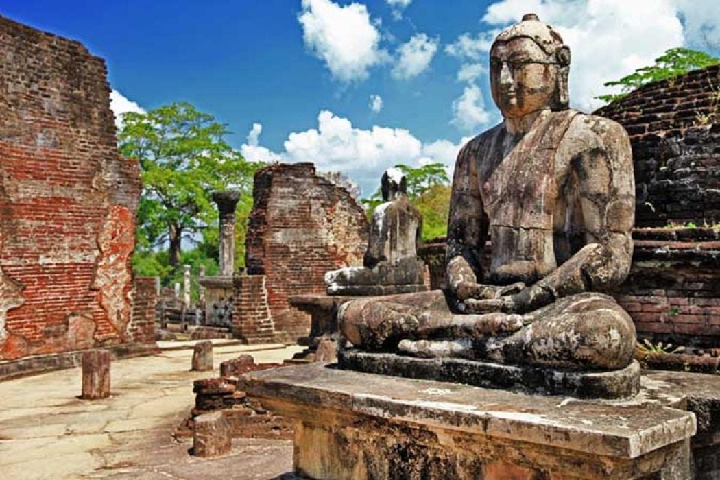 Statuetă din Colombo, Sri Lanka