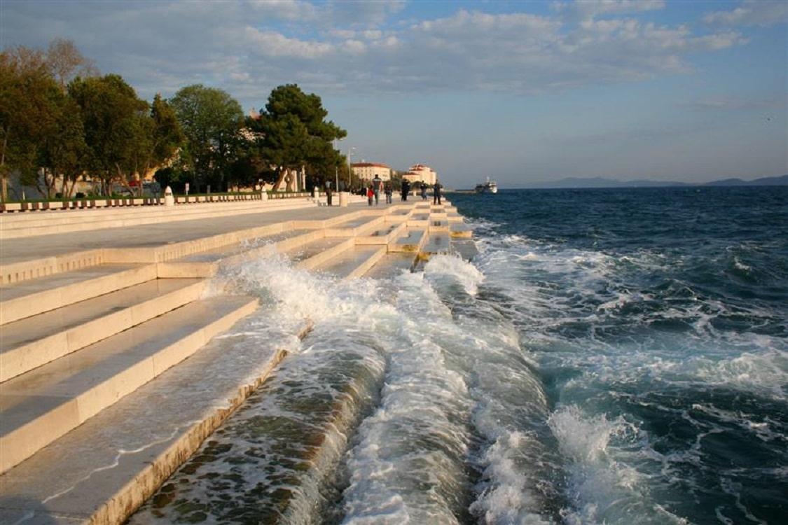 Orga Mării - Cel mai iubit obiectiv turistic al orașului
