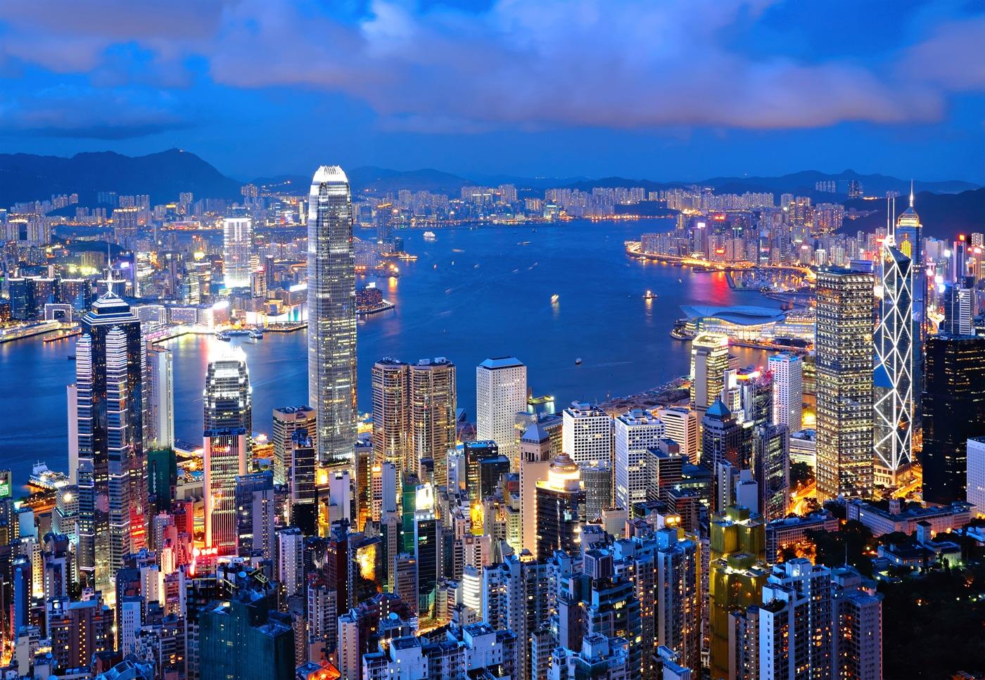 Hong Kong - Un oraș plin de viață