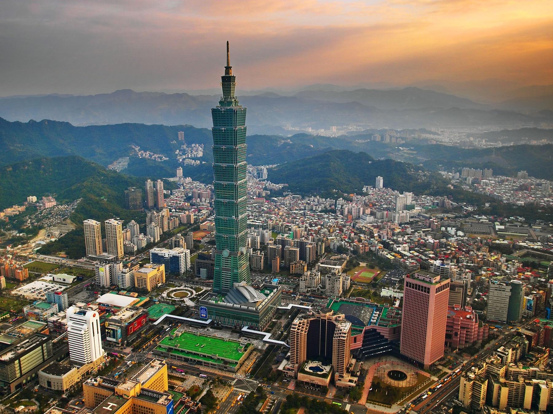 Taipei - NewYork-ul Asiei