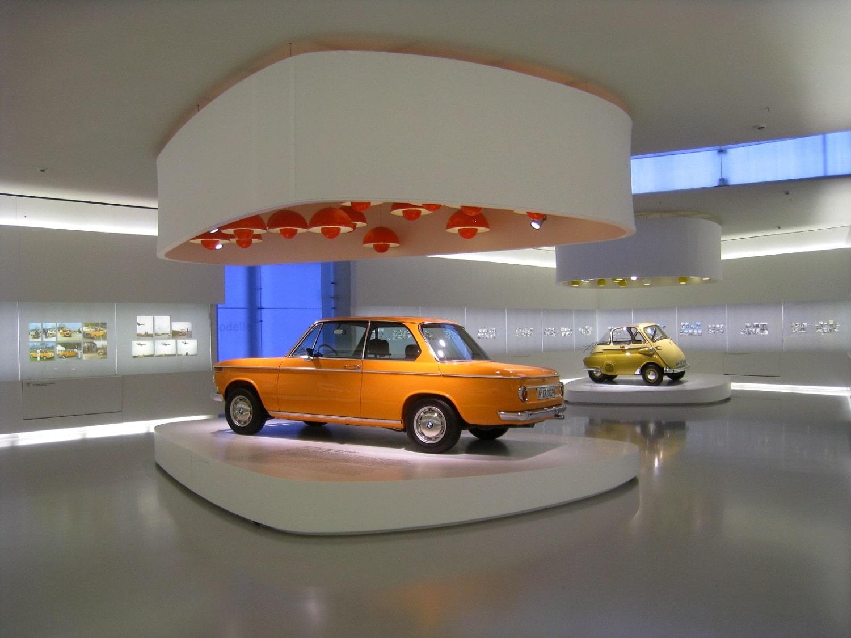 Autovehicul râvnit expus la Muzeul BMW